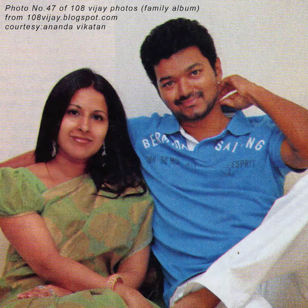 Actor Vijay Family - Year of Clean Water