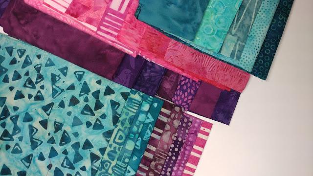 Island Batik fabrics
