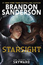 Cover of Starsight by Brandon Sanderson