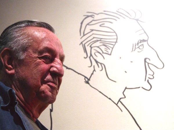 Caricaturista Mexicano RIUS