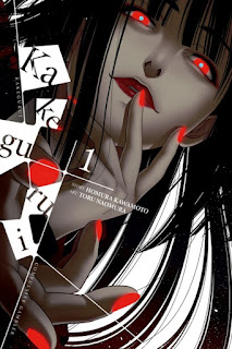 "Review de ""Kakegurui"" (賭ケグルイ), apostadora compulsiva."