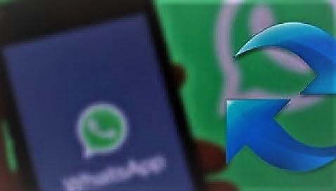 عمل نسخة احتياطية لرسائل الواتس اب
