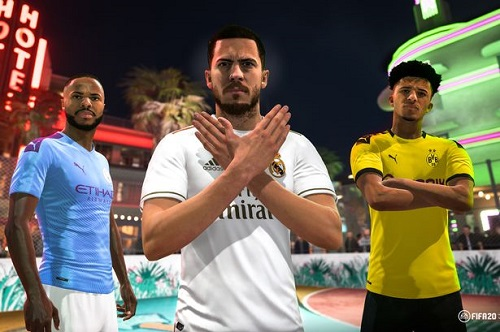 Fifa với PES ngày càng hoàn hảo hơn qua từng phiên bản