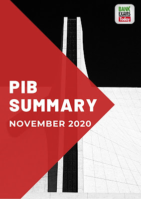 PIB Summary: November 2020