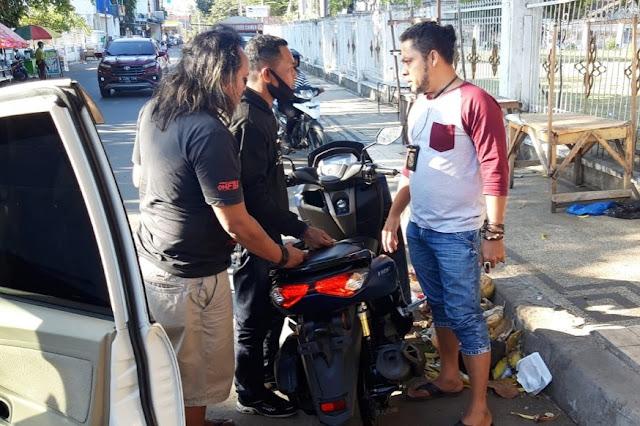 Polisi bongkar sindikat jual beli motor curian lintas daerah