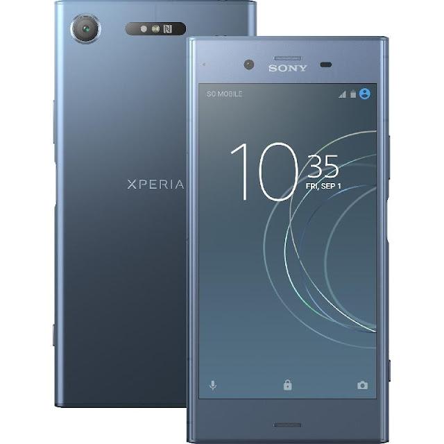 سعر جوال Sony Xperia XZ1