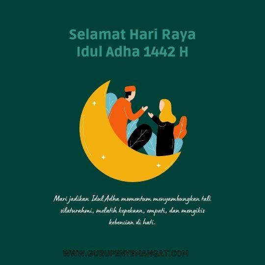 Gambar Ucapan Selamat Idul Adha 1442 H 2