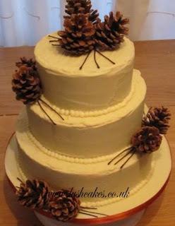 kue pengantin 3 lingkaran