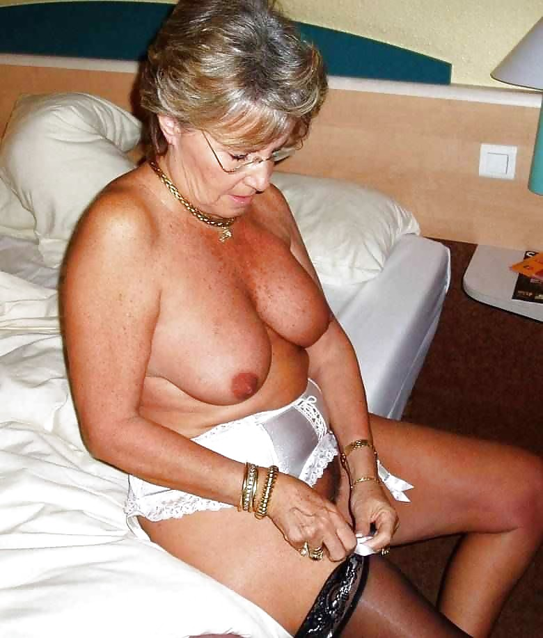 90 yr old granny fucked in a hotel 8