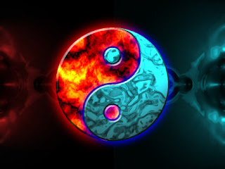 Fire And Ice Ying Yang By Absol290 Noua Energie - Saltul Cuantic &Amp; Simptome Ale Trezirii Spirituale