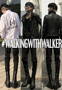 Walker Collection - Outfit inspiration - Walking with Walker