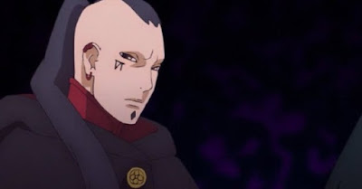 Jigen karakter anime boruto