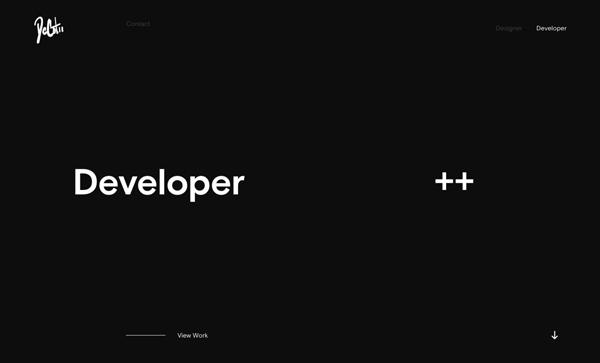Trend and Inspiration Web Design 2018 - Paul DeCotiis – Portfolio