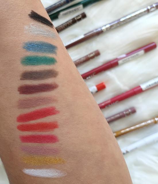Set de lápices automáticos de Wynie 04