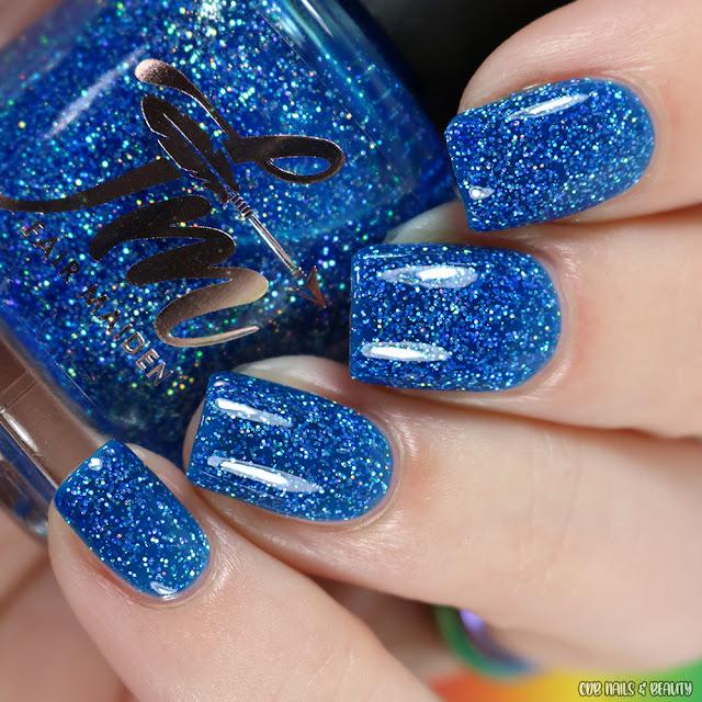 Fair Maiden Polish-Sparkle Like You Mean It