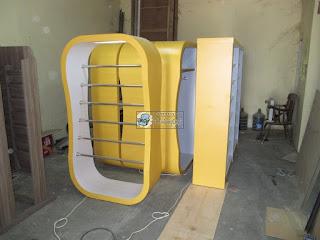 Furniture Untuk Toserba Supermarket Minimarket - Furniture Semarang