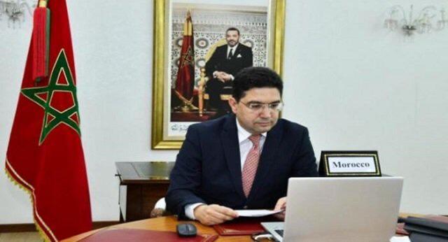 المغرب يدعو الجهود العربية نحو دعم الحل السياسي للأزمة الليبية على حساب الخيار العسكري✍️👇👇👇