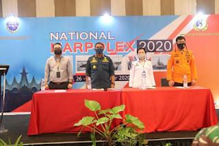 Hubla Gelar Marpolex 2020 di Lampung
