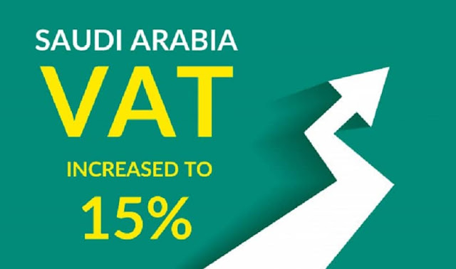 Saudi Arabia to collect VAT of 15% from 1st July 2020 - Saudi-Expatriates.com