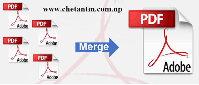 Merge PDF File Converter