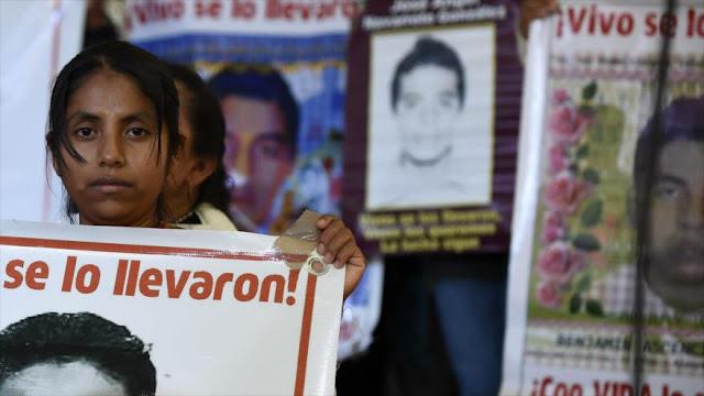 ONU pide esclarecer la verdad sobre los 43 estudiantes mexicanos