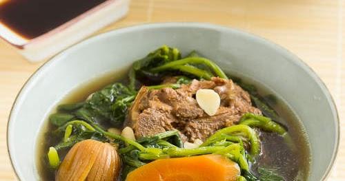 西洋菜羅漢果豬骨湯 【清熱甜美】 Watercress and Monk Fruit Soup | 簡易食譜 - 基絲汀: 中西各式家常菜譜
