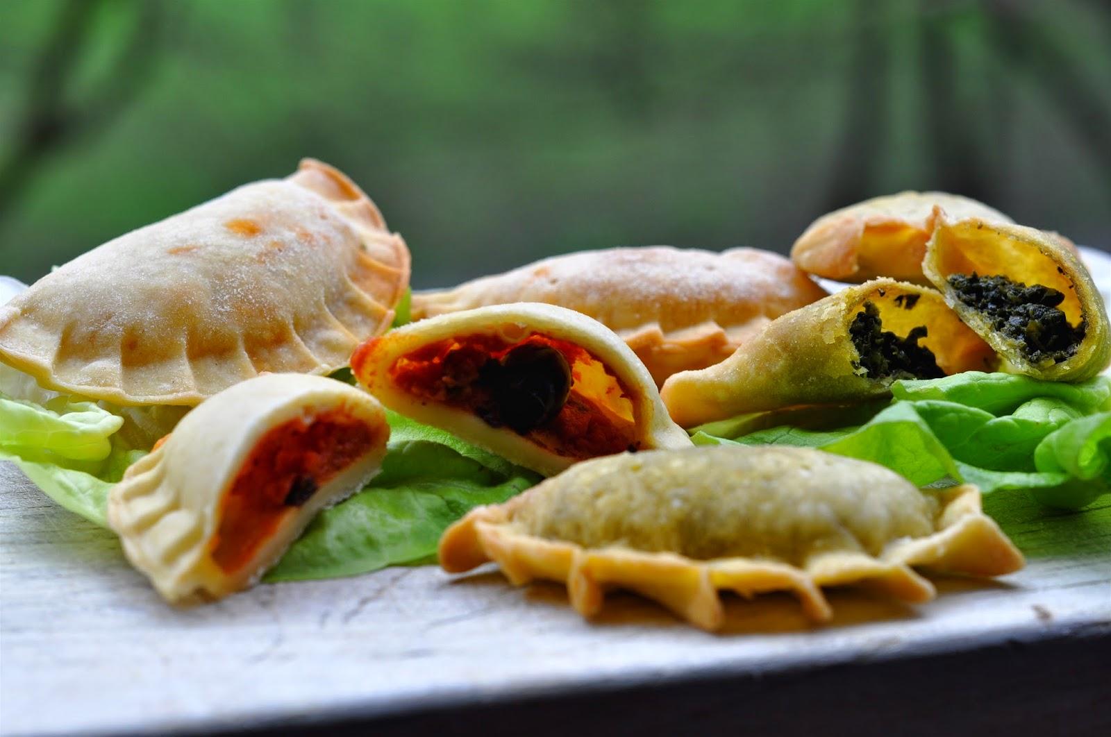 Parole Vegetali: Vegan Empanadas