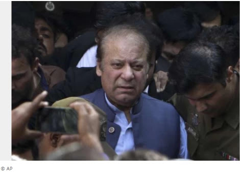 Nawaz Sharif requested IHC for immunity in NAB cases