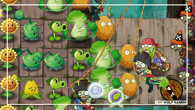 تحميل لعبة الزومبي 2   Plants Vs Zombies 2