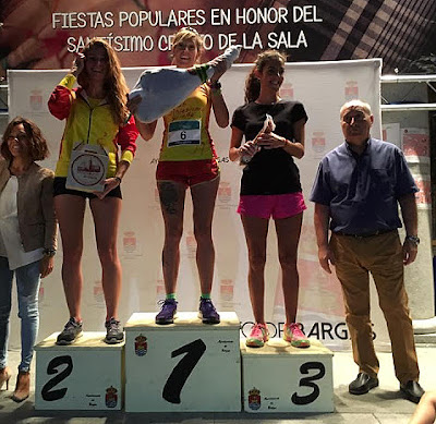 Atletismo Aranjuez en Bargas