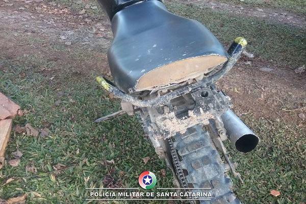 Adolescentes são pegos com motocicletas adulteradas em Major Vieira