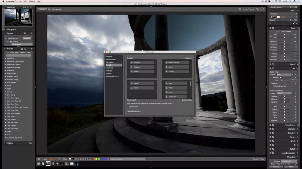 تحميل برنامج Alien Skin Exposure X5 Bundle 5.2.3.268 لإدارة صورك وتحريرها