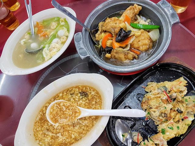 【雪隆美食】 海运海鲜楼 Hai Ung Seafood Restaurant @ Kuala Selangor