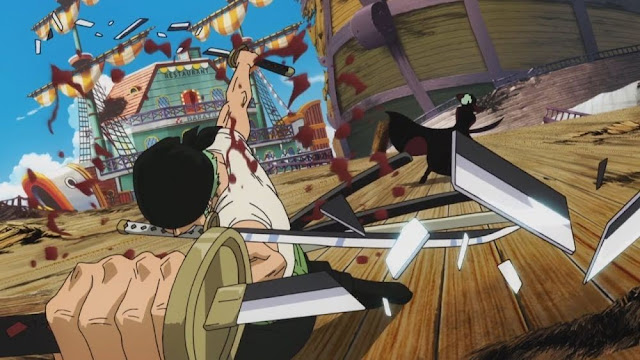 pedang di one piece