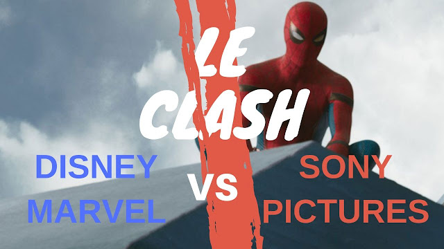 Le clash Sony VS Marvel retire Spider-Man du MCU