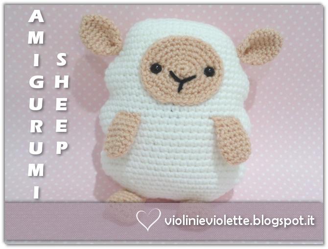 Amigurumi pecorella - Spiegazioni. : Guarda anche questi ... | 508x670