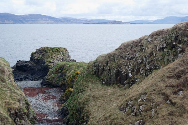 écosse highlands île mull staffa