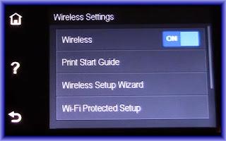 HP 8610 Wireless Printer Setup Tutorial