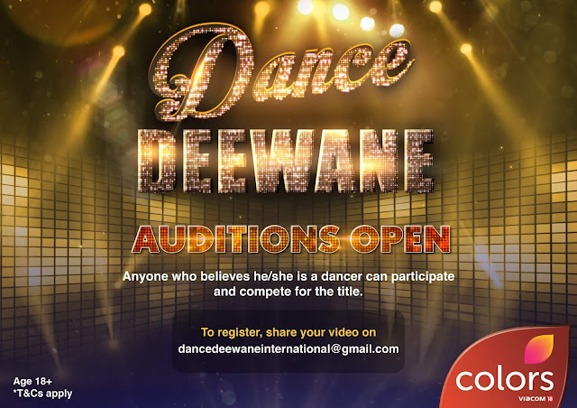 'Dance Deewane' Show on Colors Wiki,Timing,Promo,Title Song