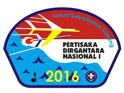 Logo Pertinas Saka Dirgantara 2016
