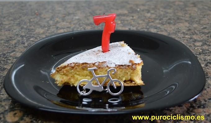 Puro Ciclismo cumple siete años