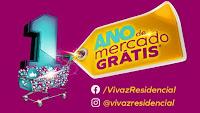 Promoção 1 Ano de Mercado Grátis Vivaz Residencial