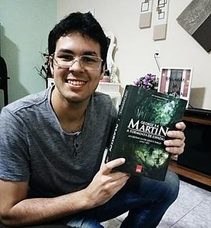 Julio, o grande apaixonado por cultura nerd