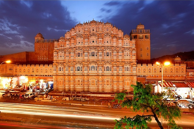 Hawa Mahal is one of the prominent tourist attractions in Jaipur