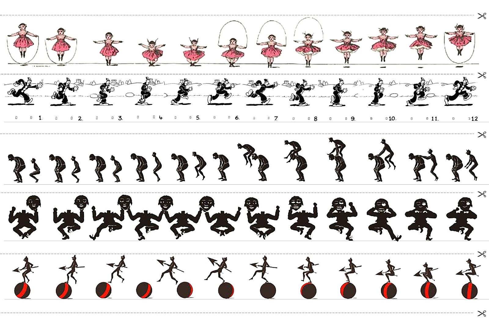 ZOOTROPO: ¿Qué es y Cómo hacer uno? - Animación Stop Motion