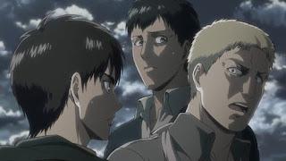 Hellominju.com : 進撃の巨人アニメ 鎧の巨人 ライナー・ブラウン (CV.細谷佳正) | Reiner Braun | Armored Titan | Attack on Titan  | Hello Anime !