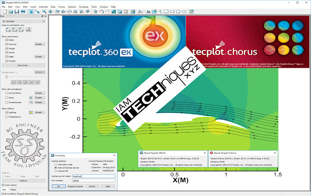 Tecplot 360 EX Chorus