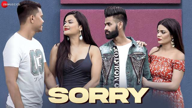 Song  :  SORRY Song Lyrics Singer  :  Simran Jeet Lyrics  :  Gurjit Mattaur  Music  :  Muzic Romeo Director  :  Dinesh Sudarshan Soi