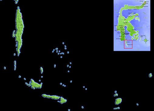 Pulau Kakabia Kec. Pasilambena Selayar Sulsel, Di Gugat, Sebagai Wilayah Buton Sultra
