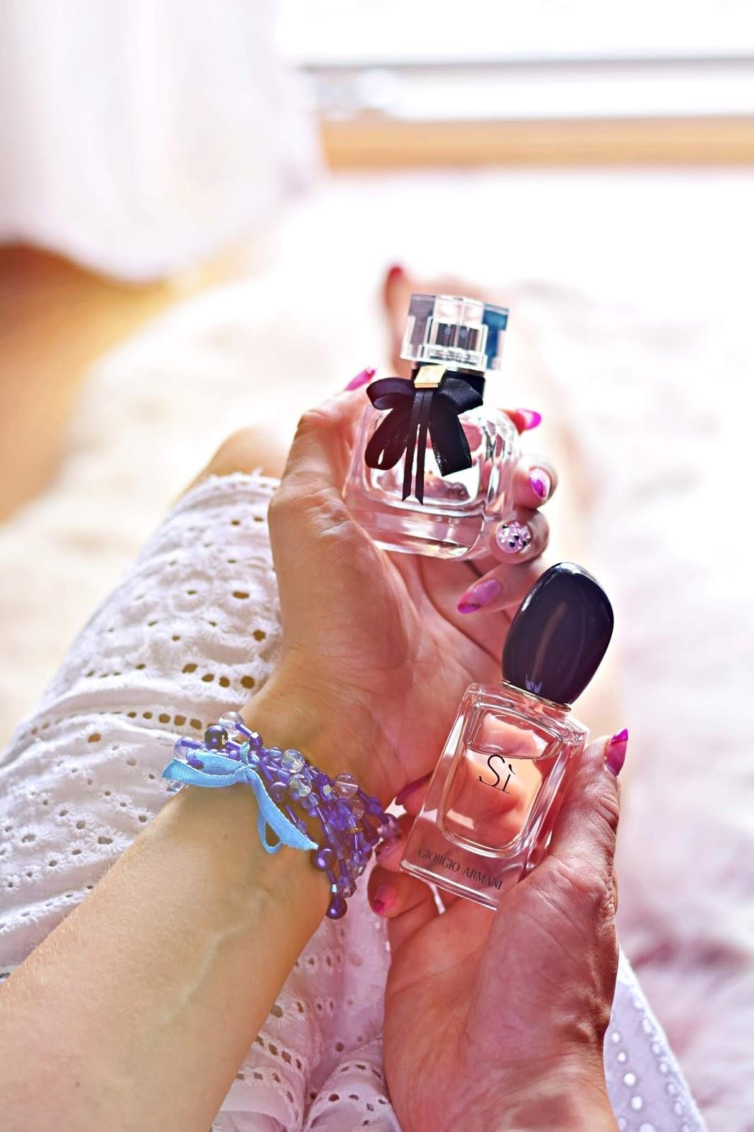 Moja kolekcja perfum